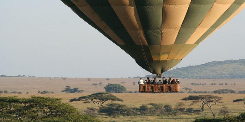 hot air Balloon Safaris Kenya